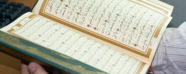 В Нижнекамске выступил знаток Корана из Египта
