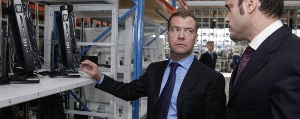 Премьер-министр России запустит на нижнекамском заводе новое оборудование