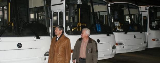 Для нижнекамцев закупят 11 новеньких автобусов
