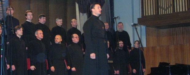 Перед нижнекамцами выступит патриарший мужской хор