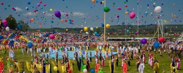 Мэр Нижнекамска приглашает жителей города на празднование сабантуя