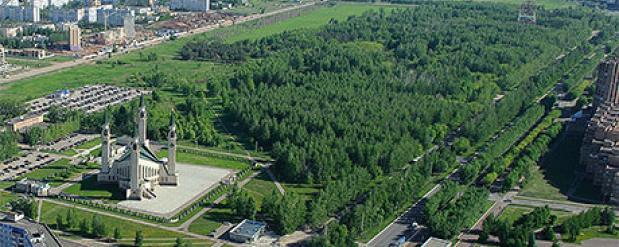 нижнекамск городской парк фото