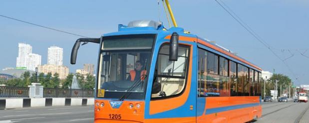 Новые трамваи скоро появятся в Нижнекамске
