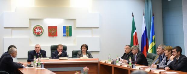 В Нижнекамске приняли стратегию развития до 2030 года