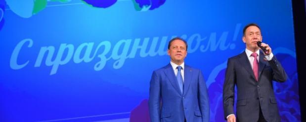"В Нижнекамске отметили 50-летие ПАО ""Нижнекамскнефтехим"""
