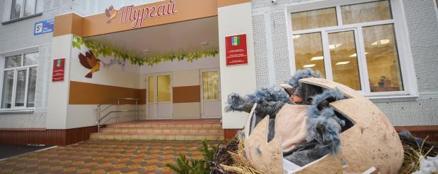 В Нижнекамске открылся первый отремонтированный в этом году детский сад