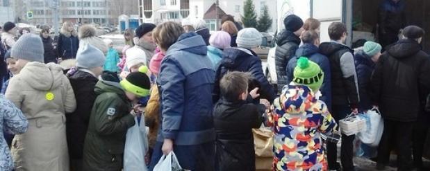 Сегодня в Нижнекамске можно сдать мусор за деньги