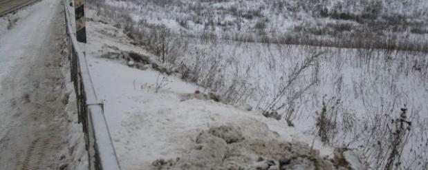 Экологи рассказали о причинах появления серого снега в Нижнекамске