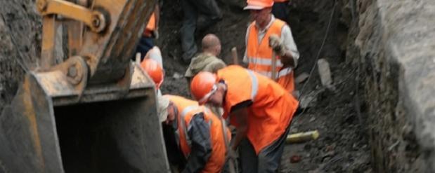 В Нижнекамске из-за ремонта тепловода до июля будет перекрыта дорога