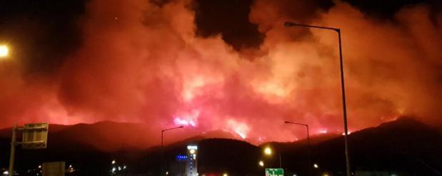 Снова пожар, и снова Нижнекамск!