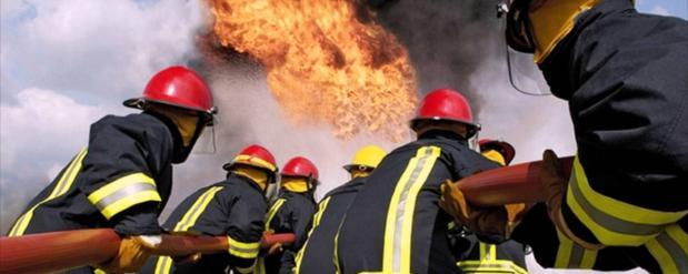 Где был пожар в Нижнекамске?