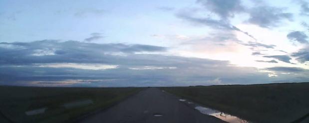В скором времени на Нижнекамской пригородной трасе будет очень светло