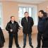 Адель Вафин побывал в строящейся нижнекамской поликлинике №2
