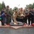 В Нижнекамске подсветили 196-метровую телебашню в память о годовщине начала войны